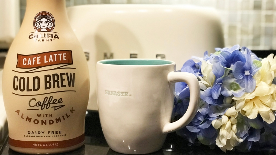 Califia Farms Almond Milk Cold Brew Latte Review