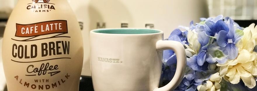 Califia Farms Almond Milk Cold Brew Latte Review