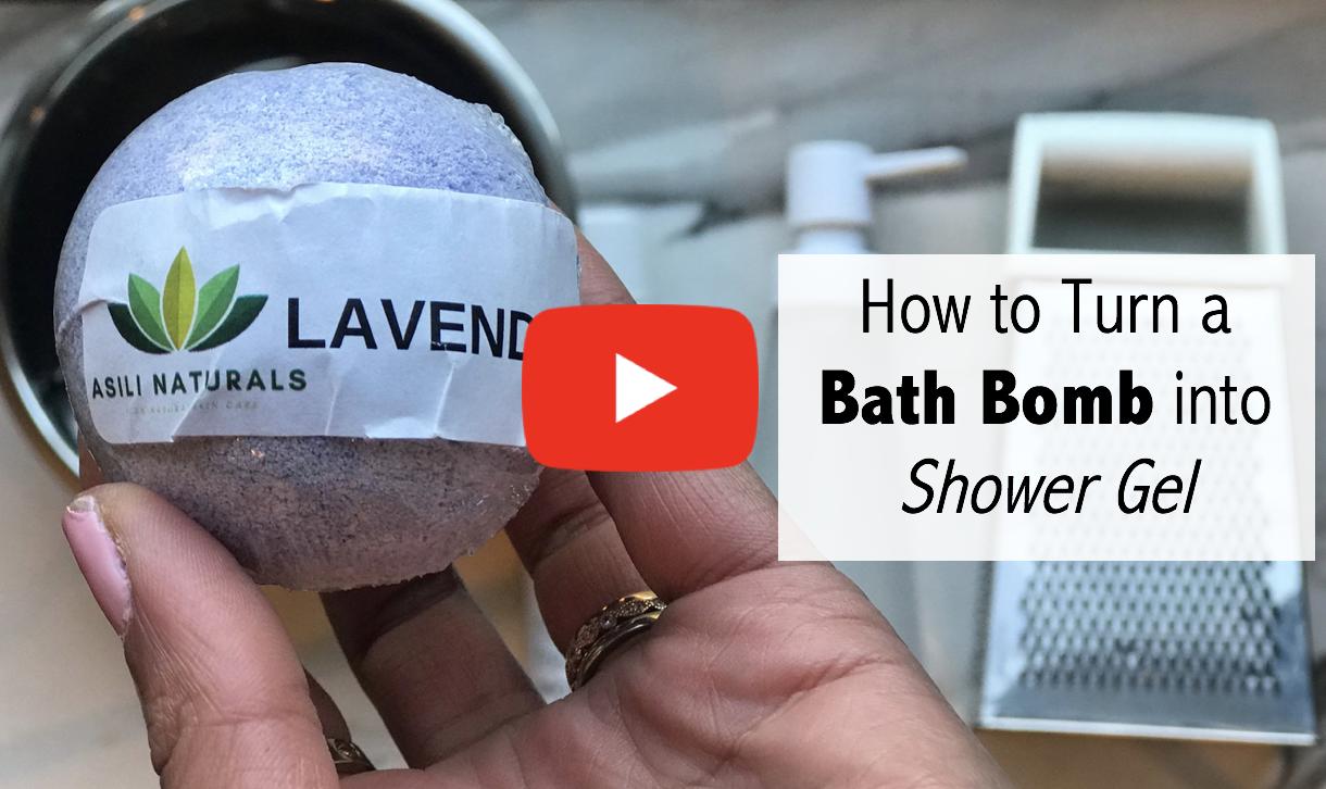 Bath Bomb DIY