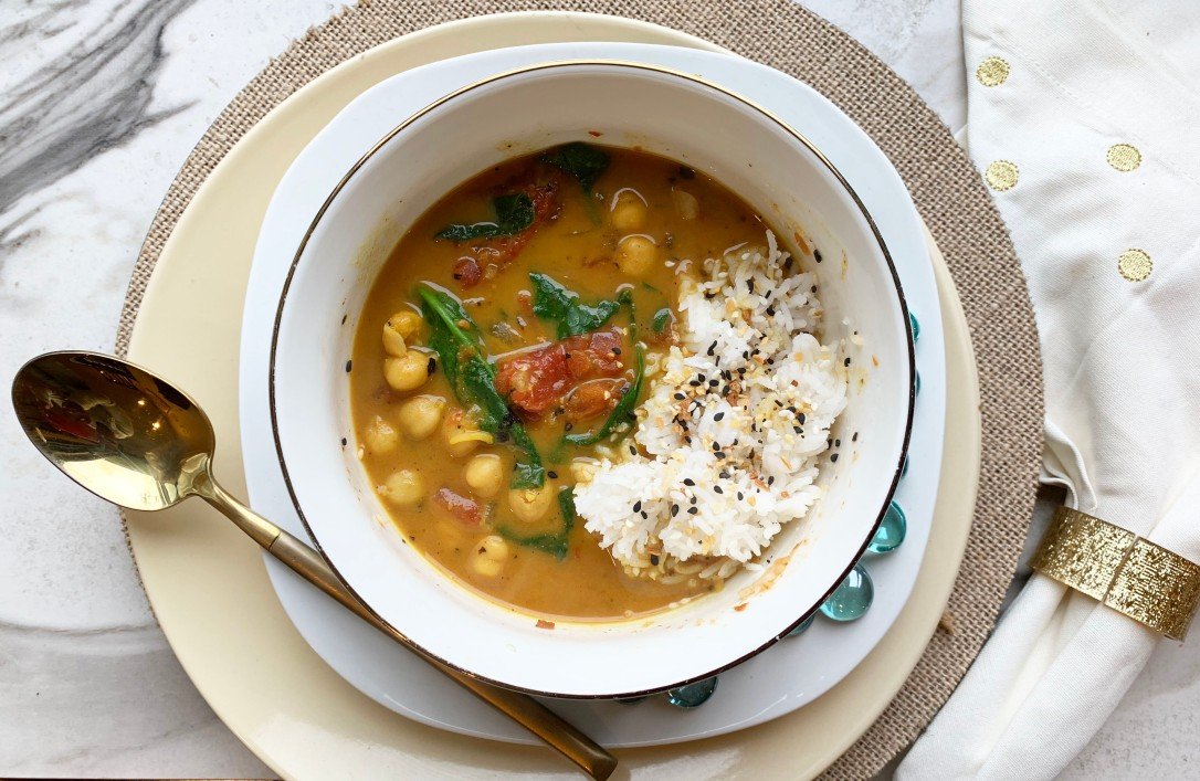 Chickpea Curry-3
